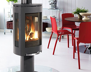 Jotul GF370 Gas Vented Freestanding Stove
