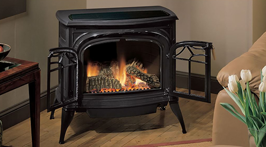 Vermont Castings Ventless Free Standing Stove