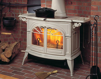 Vermont Castings Wood Stove
