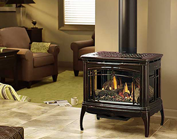 Hearthstone Waitsfield Free Standing Gas Vented Stove