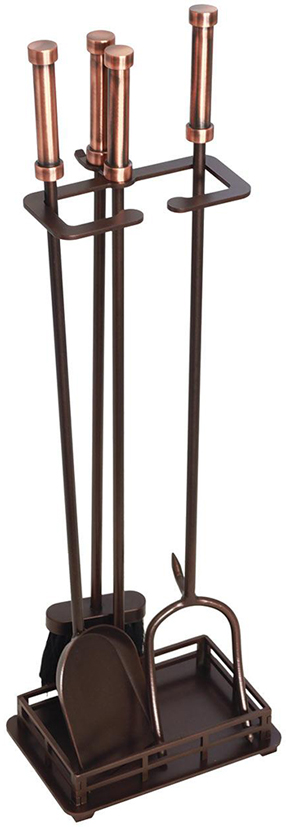 Stoll 5100 Brushed Copper Tool Set