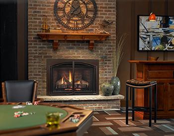 Heat & Glo Escape Wood Mantel