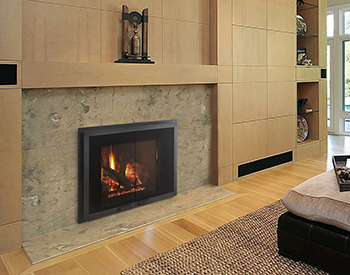 Heat & Glo Escape Gas Vented Fireplace Insert