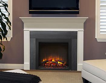 Heat & Glo Electric SimpliFire70 Fireplace