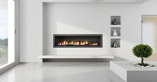 Gas Vented Fireplace Inserts Long Island NY Sales Service Main ...