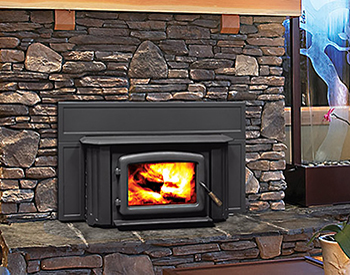 Enviro Kodiak Wood Burning Fireplace Insert