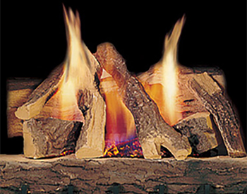 Heat & Glo Campfire Gas Logs
