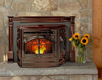 Quadra_Fire Castile Pellet Fireplace Insert