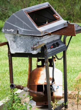 BBQ Needs Repair