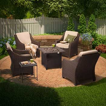 Blue Rhino Outdoor Fire Pits - MAIN STREET STOVE and FIREPLACE 318 ...