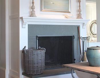 Bluestone Fireplace Hearth