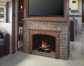 Dimplex Optimist Electric Log Set