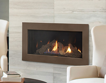 Heat & Glo Cosmo Gas Vented Fireplace Insert