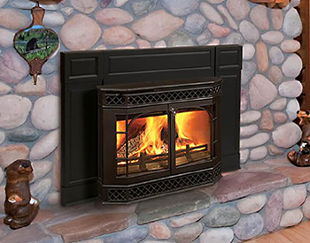 Vermont Castings Merrimack Wood Burning Fireplace Insert