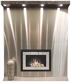 Stoll Metal Mantel