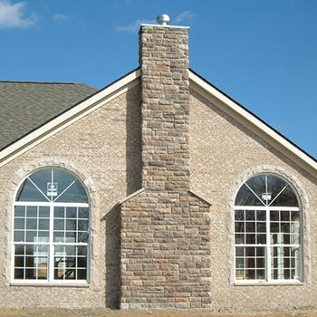 Cultured Stone Veneer Exterior