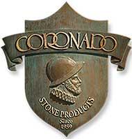 Coronado Stone Logo