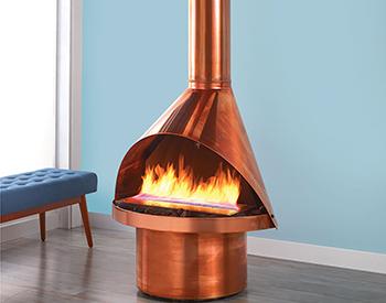 Malm Vent Free Fireplace