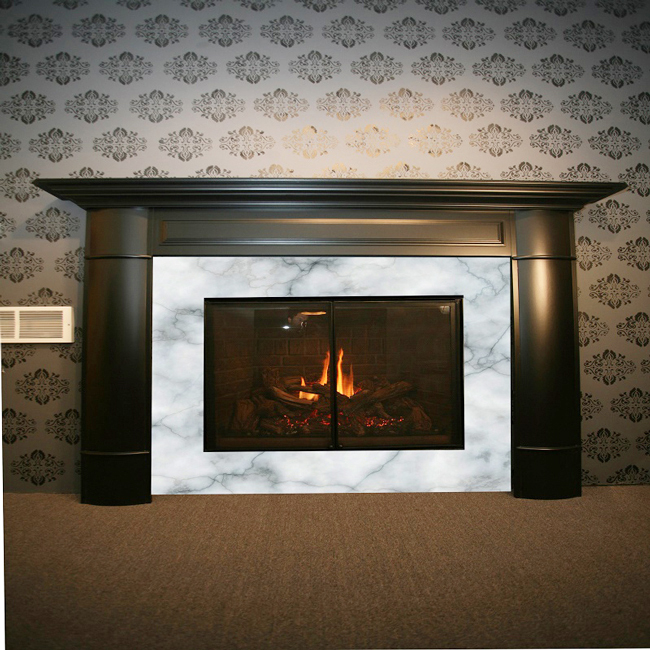 Mila Fireplace Mantel